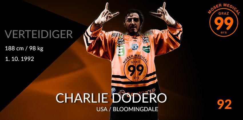 Charlie Dodero - Moser Medical Graz99ers