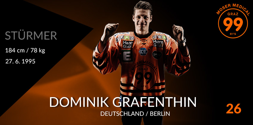 Dominik Grafenthin - Moser Medical Graz99ers