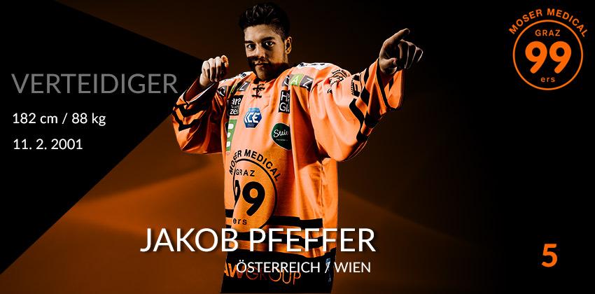 Jakob Pfeffer - Moser Medical Graz99ers
