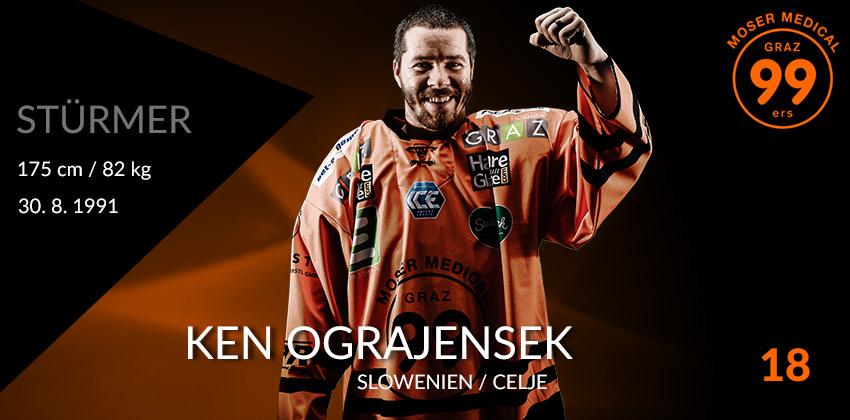 Ken Ograjensek - Moser Medical Graz99ers