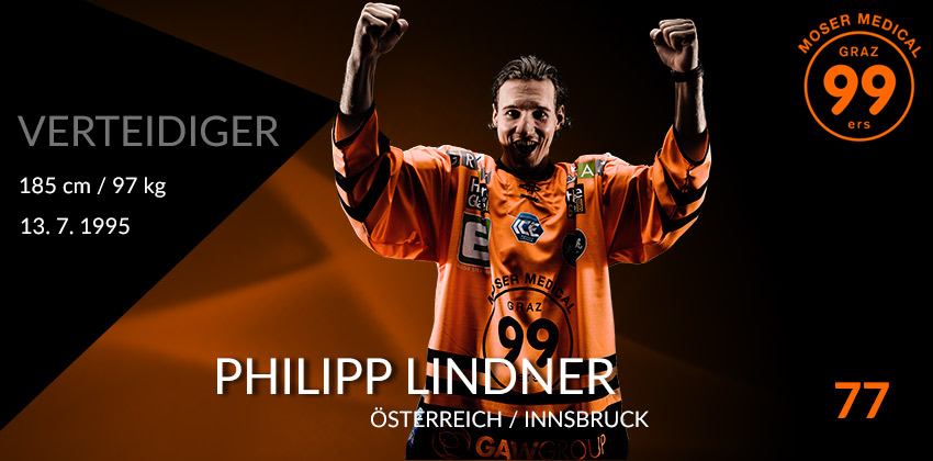 Philipp Lindner - Moser Medical Graz99ers