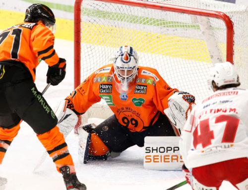 Graz99ers mit bitterer Niederlage gegen den KAC