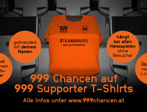 Informationen rund um das Supporter T-Shirt