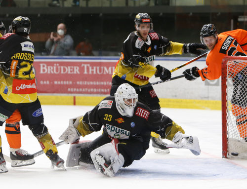 Graz99ers lassen Vienna Capitals keine Chance