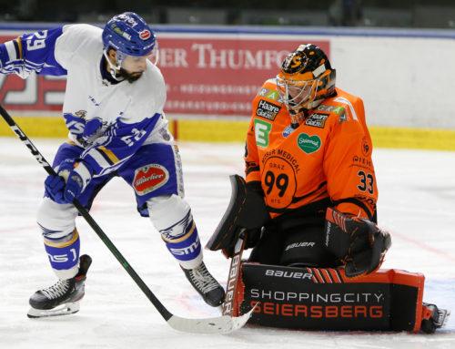 Ben Bowns mit Comeback in Linz