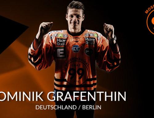 Mehrere Wochen Pause für Dominik Grafenthin