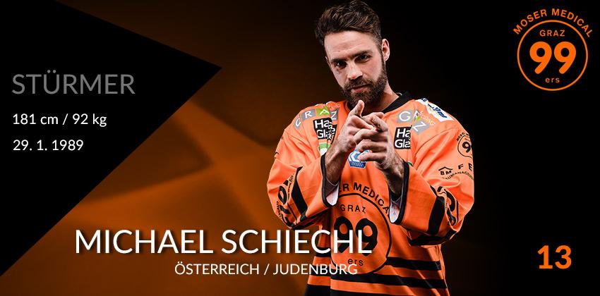 Michael Schiechl - Moser Medical Graz99ers