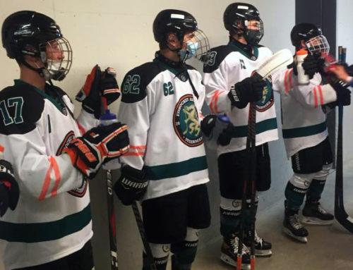 Nachwuchs: U16 steht im Halbfinale – U18 gleicht Serie aus – U20 startet in Pre Playoffs