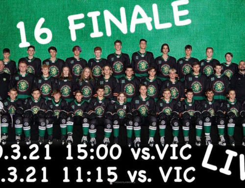 Eishockey Akademie steht im österreichischen U16-Finale