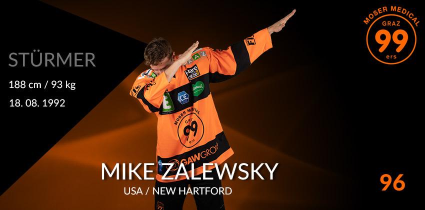 Mike Zalewsky - Graz99ers