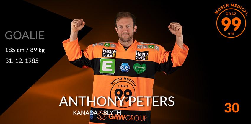 Anthony Peters - Graz99ers