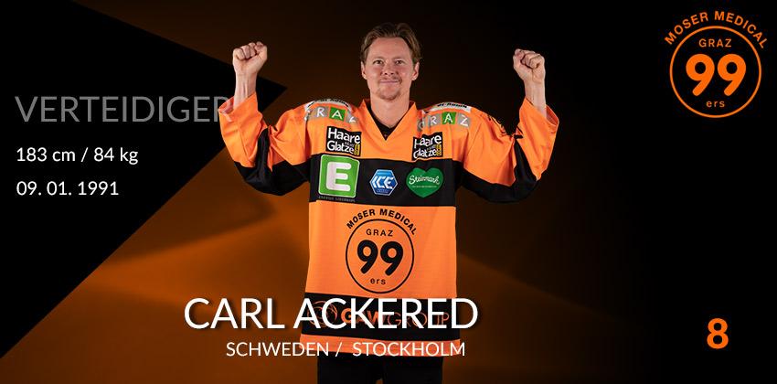 Carl Ackered - Graz99ers