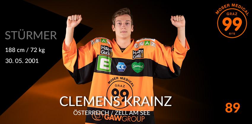 Clemens Krainz - Graz99ers