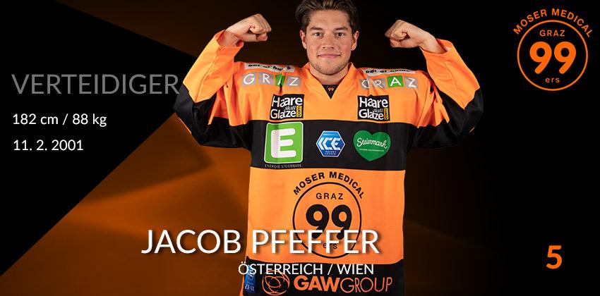 Jacob Pfeffer - Graz99ers