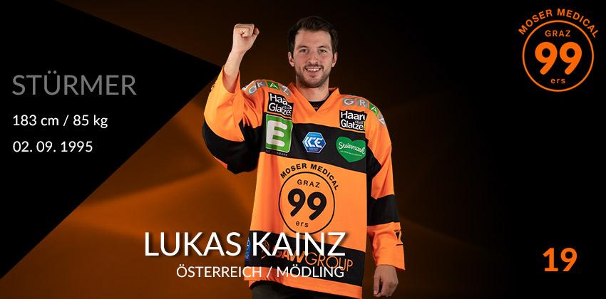 Lukas Kainz - Graz99ers