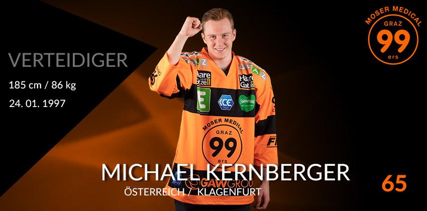 Michael Kernberger - Graz99ers