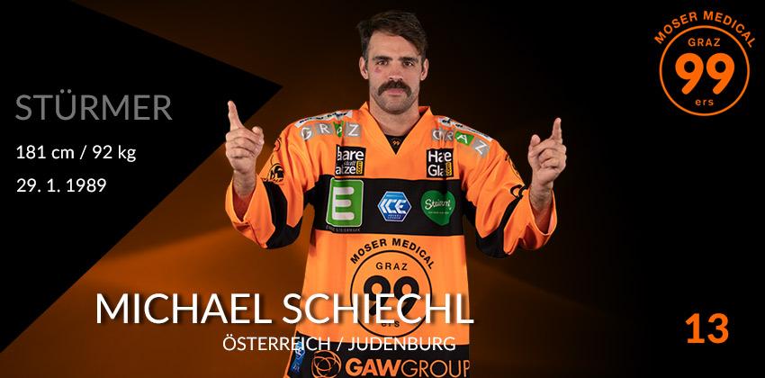 Michael Schiechl - Graz99ers